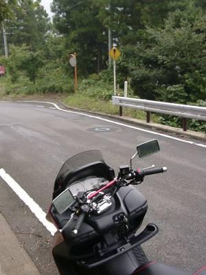 大好きなその他の危険マーク(バイク上の標識)。一体何が?