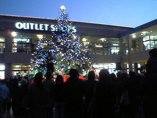 クリスマスはいつの間にか間近だったのか。