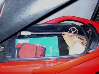 スカレッドのトランクは超使いやすい!購入の決め手にもなったんです。