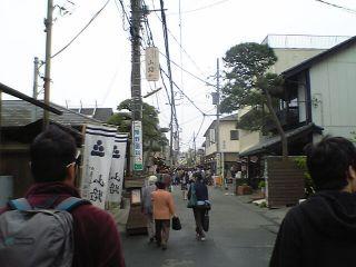 鎌倉小町通は目の前