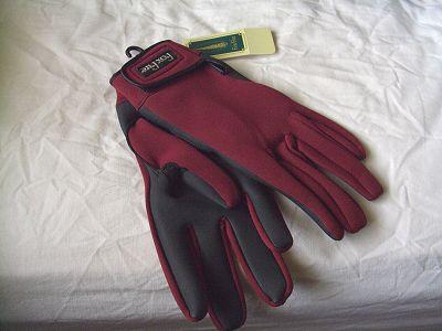 Foxfireの手袋